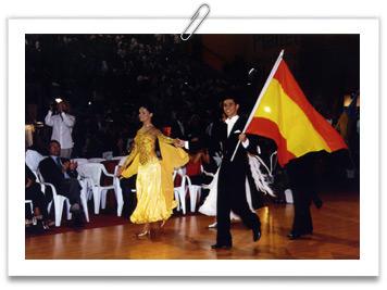 Adri y Patri - Campeonato del Mundo Youth Standard 2007