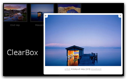 ClearBox JS