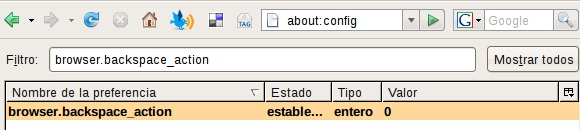 Firefox en Ubuntu