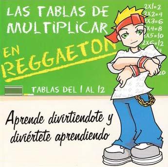 Tablas de Multiplicar en Reggaeton