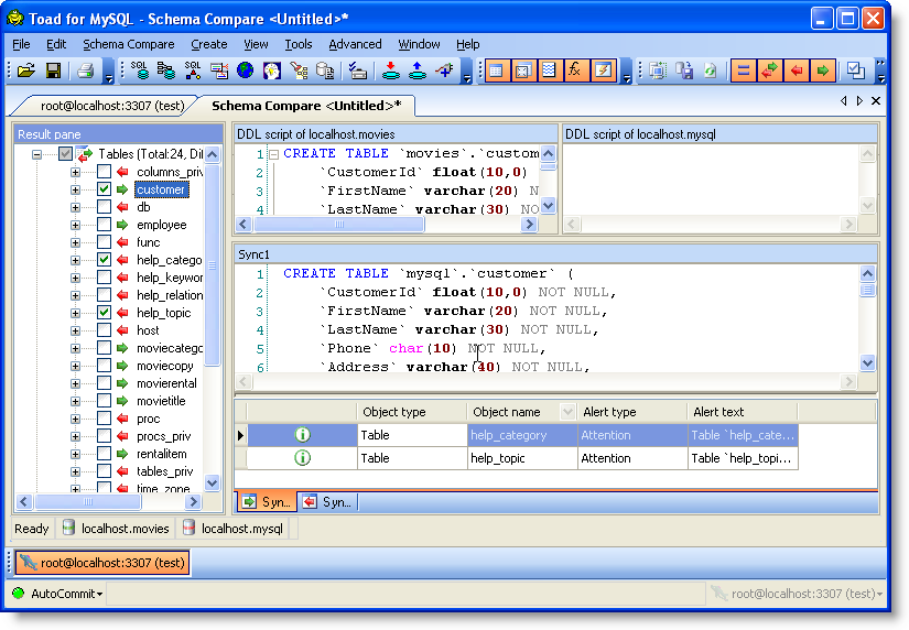 TOAD for Oracle Download - softpediacom