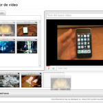 YouTube integra un editor de vídeo online